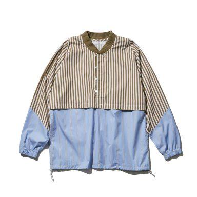 F/CE.®/CRICKET RIB SHIRTS/ エフシーイー クリケットリブシャツ