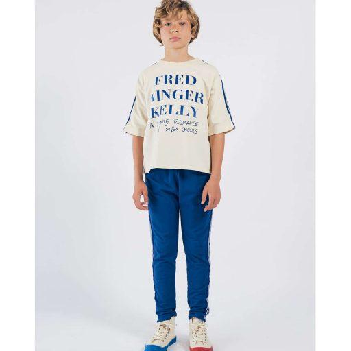 Bobo Choses / Fred Ginger&Kelly Short Sleeve Sweatshirt