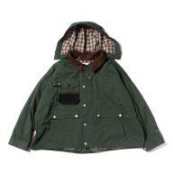 F/CE.®/OVER SIZE HUNTING JACKET/ エフシーイー オーバーサイズ ハンティングジャケット
