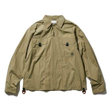 F/CE.®/KEY HOOK SHIRT JK/ エフシーイー ソロテックス キーフック シャツジャケット