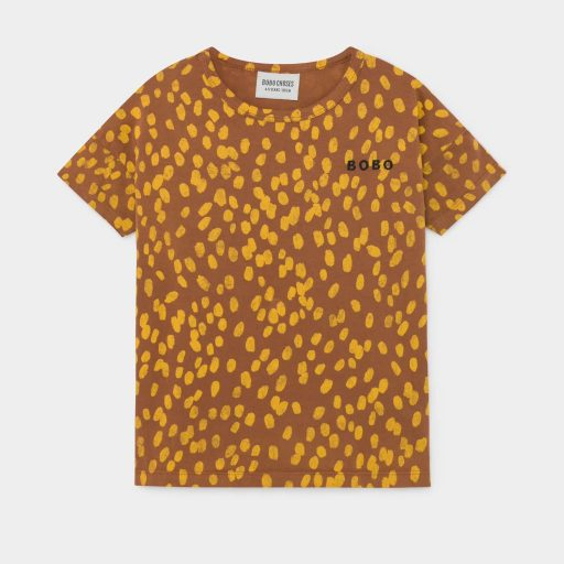 Bobo Choses / Animal Print T-Shirt