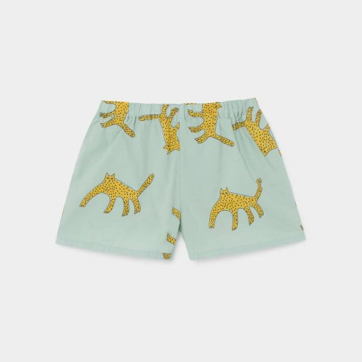 Bobo Choses / Leopards Woven Shorts