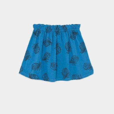 Bobo Choses / All Over Pineapple Jersey Skirt