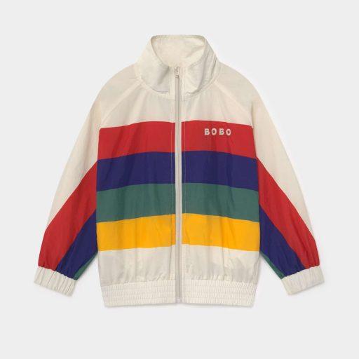 Bobo Choses / Multicolor Tracksuit Jacket