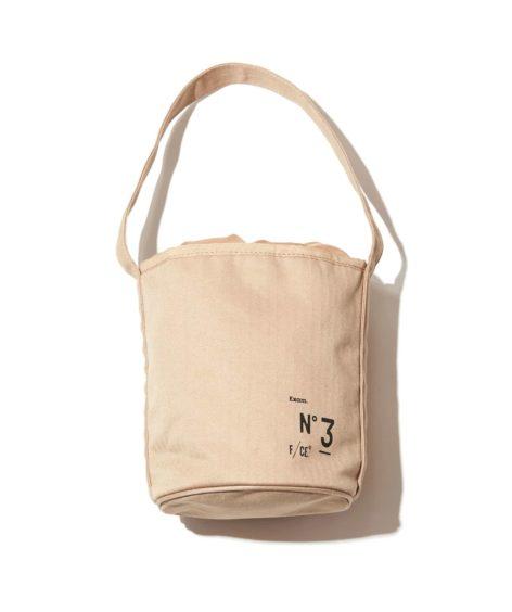 F/CE. NO.3 BUCKET BAG / エフシーイー ナンバースリー バケツバッグ