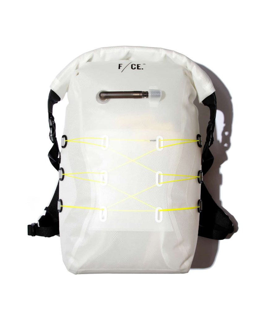【KYOTO】#0080  -F/CE.FLAMEWORK ZIPLOCK BAG &POCHET-