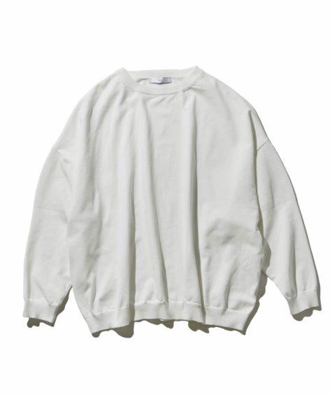 F/CE.® WASHABLE LONG KNIT TEE/ エフシーイー ウォッシャブル ロングニットTシャツ SALE