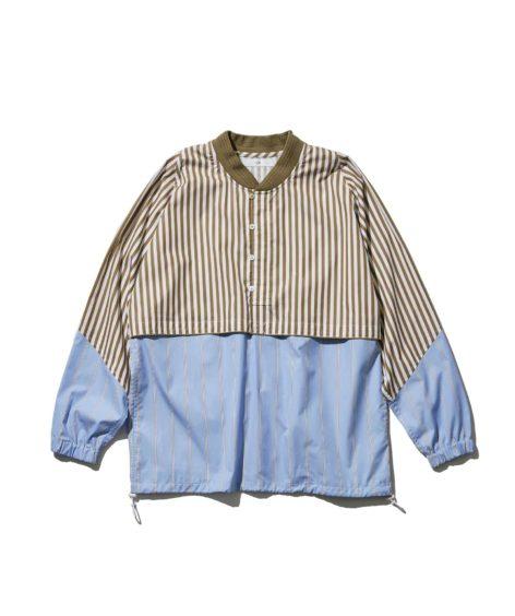 F/CE.® CRICKET RIB SHIRTS/ エフシーイー クリケットリブシャツ