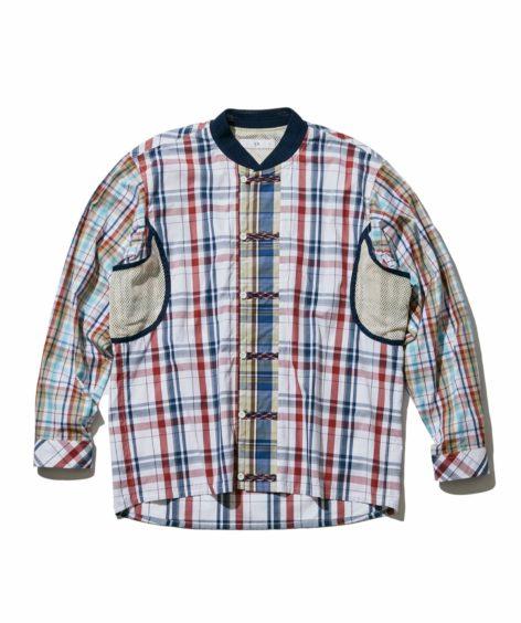 F/CE.® FRONT LOOP SHIRTS JK/ エフシーイー フロントループシャツ