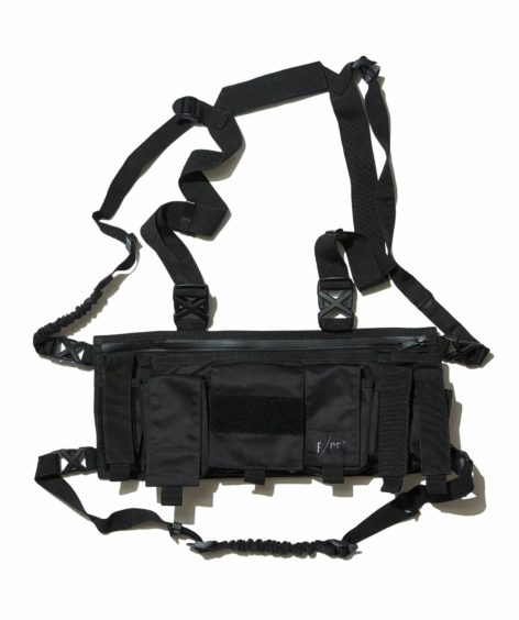 F/CE.® SATIN UTILITY VEST BAG/ エフシーイー サテンユーティリティーバッグ