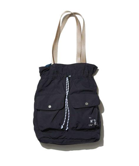 F/CE. No.3 Purse Pocket Tote/ エフシーイー ナンバースリー ポケット付き トート