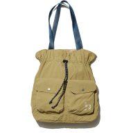 F/CE.®/No.3 Purse Pocket Tote/ エフシーイー ナンバースリー ポケット付き トート