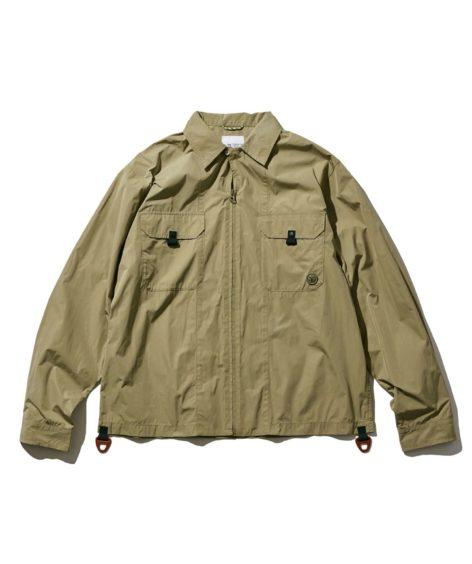 F/CE.® KEY HOOK SHIRT JK/ エフシーイー ソロテックス キーフック シャツジャケット