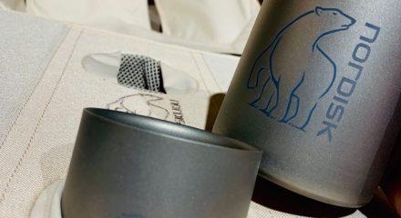 【KYOTO】#0076 – Titanium Mug-