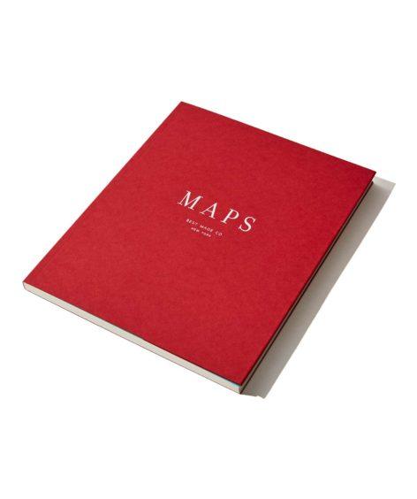BEST MADE MAP NOTEBOOK SALE / ベストメイド マップ ノートブック