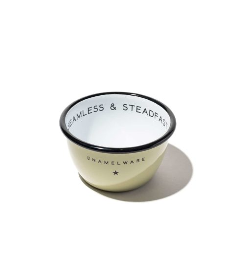 BEST MADE / Seamless&Steadfast Enamel Bowls