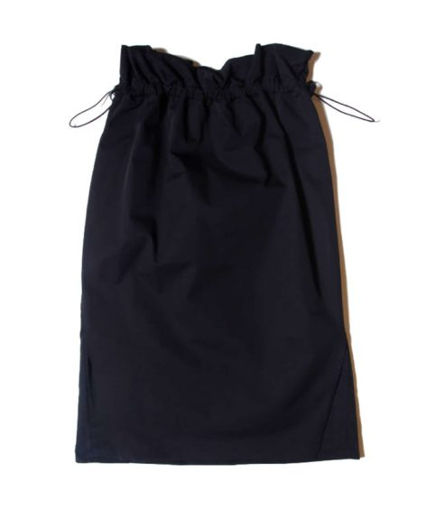 White Mountaineering GATHERED TIGHT SKIRT / ホワイトマウンテニアリング ガーレットタイトスカート SALE