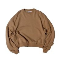 White Mountaineering GATHERED SLEEVES SWEATSHIRT / ホワイトマウンテニアリング