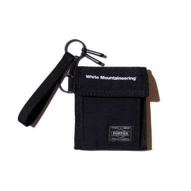 White Mountaineering WM x PORTER WALLET / ホワイトマウンテニアリング