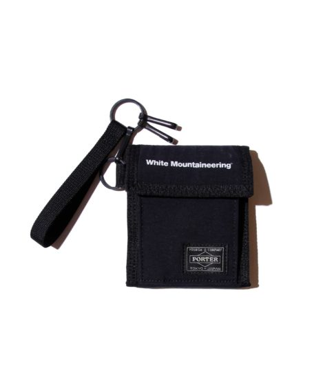 White Mountaineering WM x PORTER WALLET / ホワイトマウンテニアリング SALE