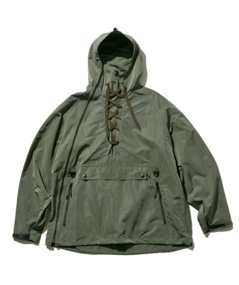 F/CE.® UF CHAMBRAY PIRATE JK/ エフシーイー ソロテックス パイレーツ スモックジャケット SALE