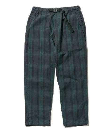 F/CE.® CHECK ZIP EASY PANTS/ エフシーイー チェックイージーパンツ SALE