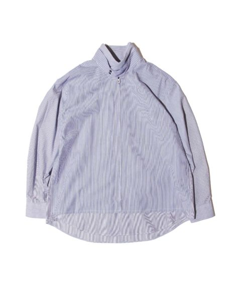 NUTERM LAYERD SHIRT JACKET / ニューターム レイヤード シャツジャケット SALE