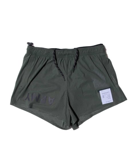SATISFY 2909 S-DISTANCE 2.5 SHORTS ARMY / サティスファイ SALE