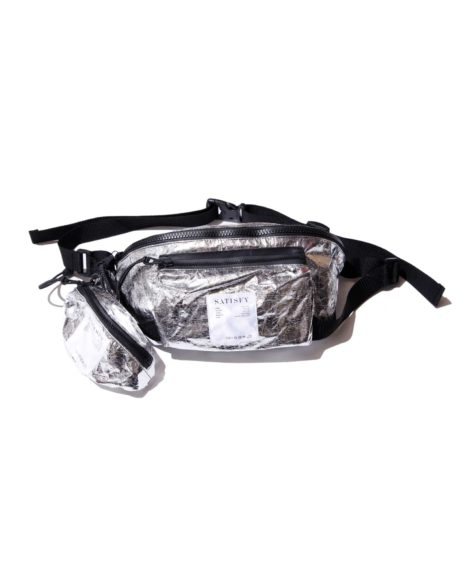 SATISFY 2984 BELT BAG MYLAR / サティスファイ SALE
