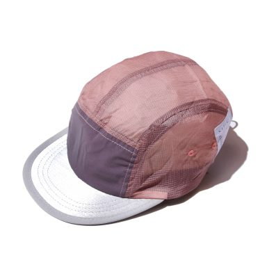 SATISFY 3207 TRAIL CAP CORAL PINK / サティスファイ