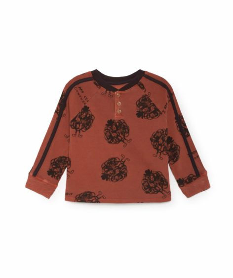 Bobo Choses / Clearly Confused Buttons T-Shirt SALE