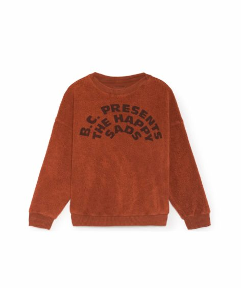 Bobo Choses / The Happy Suds Round Neck Sweatshirt SALE