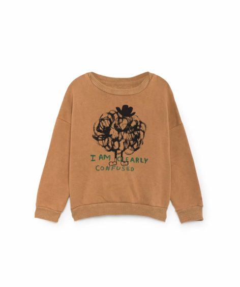 Bobo Choses / Clearly Confused Round Neck Sweatshirt SALE