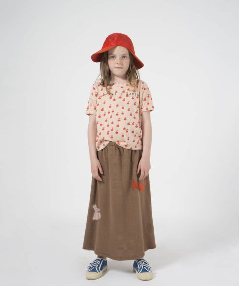 Bobo Choses / Apples Short Sleeve T-Shirt SALE