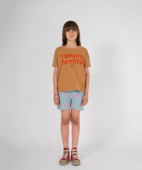 Bobo Choses / Tomato Potato Short Sleeve T-Shirt SALE