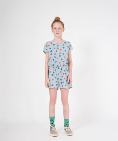 Bobo Choses / Pollen Sleeveless Romper SALE