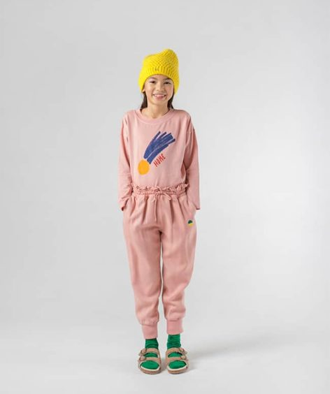 Bobo Choses / A Star Called Home Blue Long Sleeve / ボボショーズ ロングスリーブ SALE