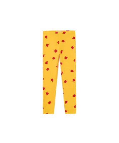 Bobo Choses / All Over Small Saturn Leggings / ボボショーズ サターン レギンス SALE