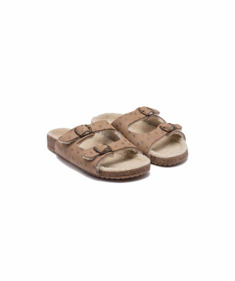 Bobo Choses / Stars Sheepskin Sandals / ボボショーズ シープスキン サンダル SALE