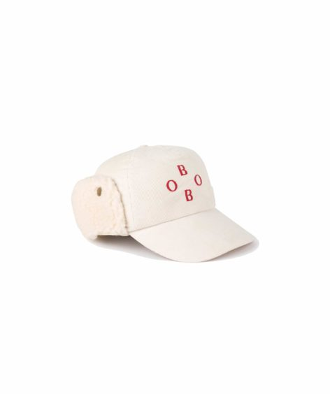 Bobo Choses / BOBO Sheepskin cap / ボボショーズ シープスキン キャップ SALE
