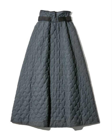 F/CE.® PRIMALOFT WOOL SKIRT / エフシーイー プリマロフト ウールスカート SALE