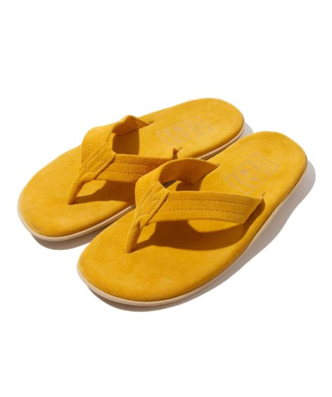 ISLAND SLIPPER / MEN'S SUEDE THONG