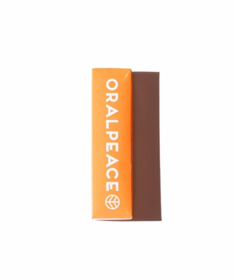 ORAL PEACE CLEAN & MOISTURE ORANGE