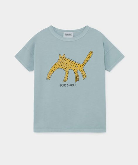 Bobo Choses / Leopard T-Shirt SALE