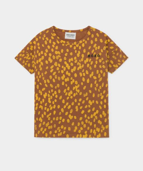 Bobo Choses / Animal Print T-Shirt SALE