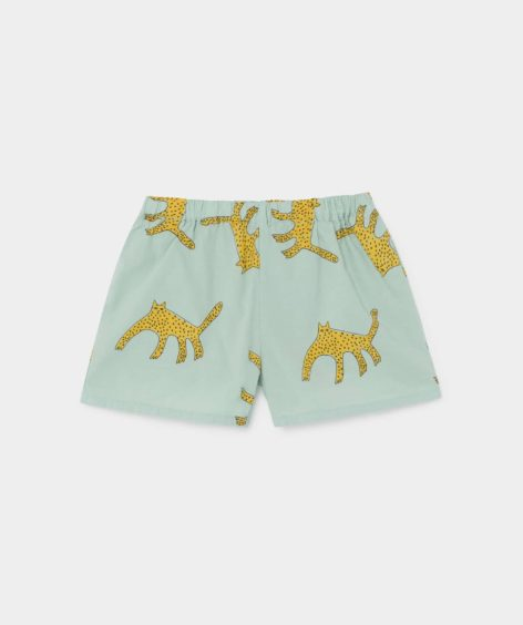Bobo Choses / Leopards Woven Shorts SALE