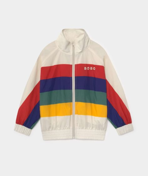 Bobo Choses / Multicolor Tracksuit Jacket SALE