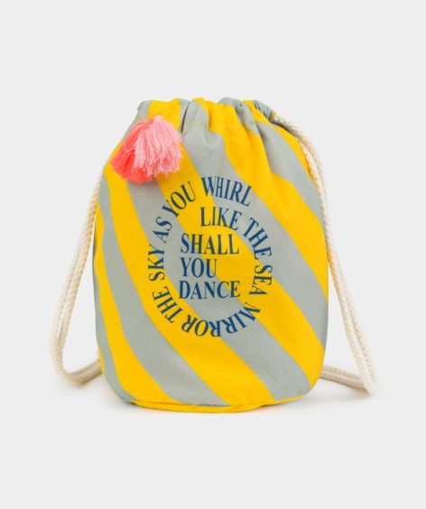 Bobo Choses / Shall you Dance lunch tote SALE
