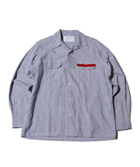 Mountain Research PAJAMA SHIRT / マウンテンリサーチ