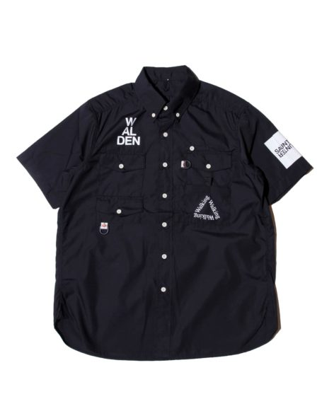 Mountain Research FISHERMAN'S SHIRT S/S /MTRマウンテンリサーチ